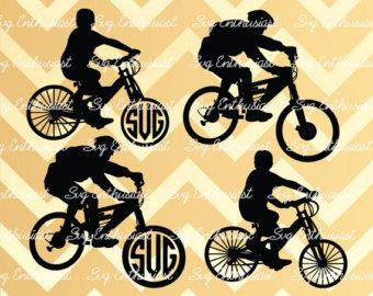 Bike clip art.