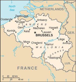 Free Belgium Clipart.
