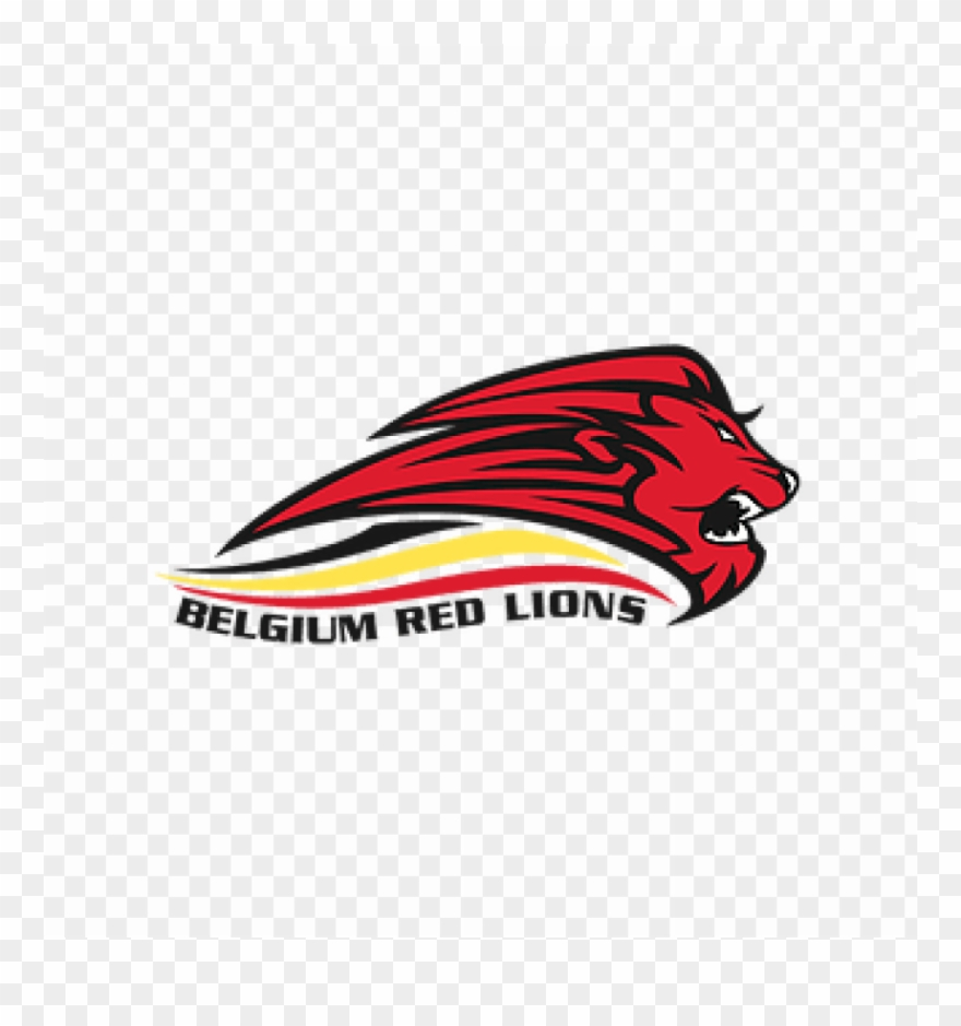 Download Belgium Red Lions Logo Png Images Background.