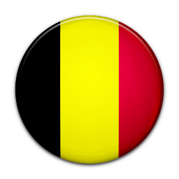 Flag Of Belgium Icon.