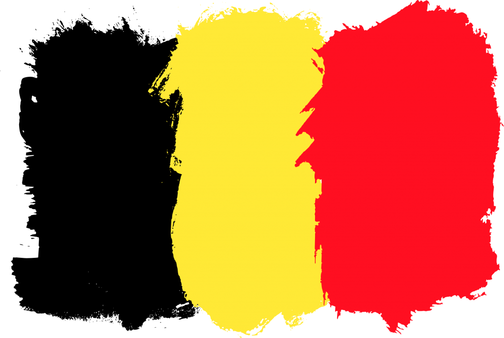 Flag of Belgium (PNG Transparent).