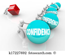 Self confidence Illustrations and Clip Art. 817 self confidence.