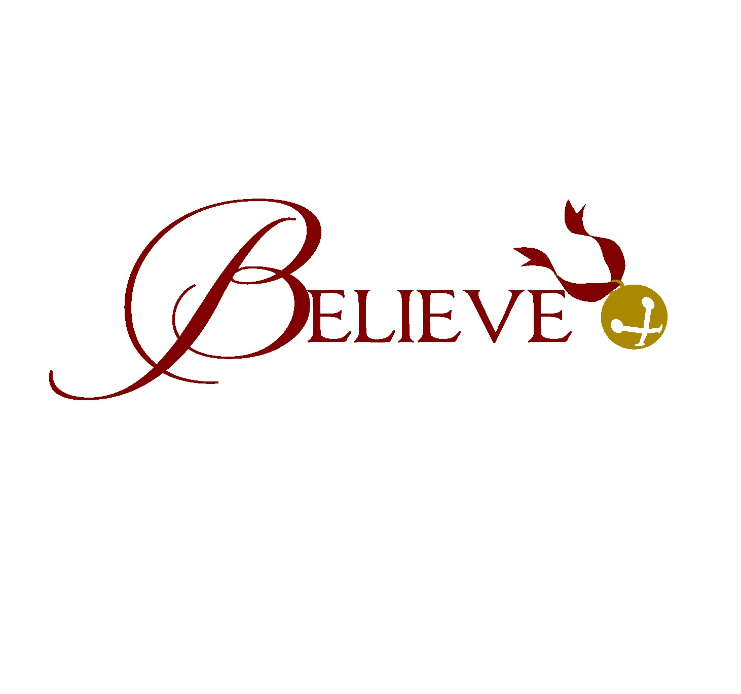 Believe clipart christmas.