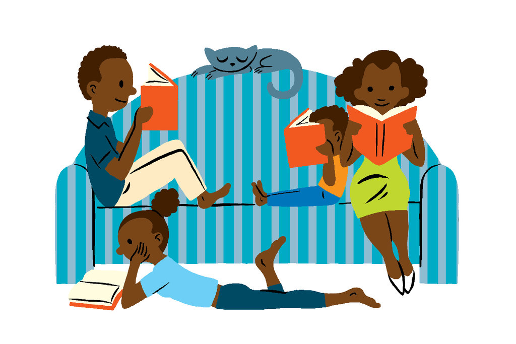 How to Raise a Reader.