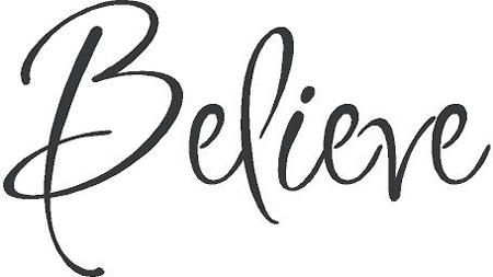 Free Believe Word Cliparts, Download Free Clip Art, Free.