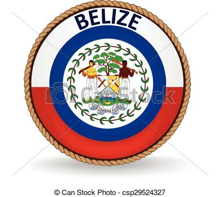 Belize Seal.