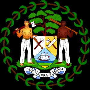 Coat Of Arms Of Belize clip art Free Vector / 4Vector.