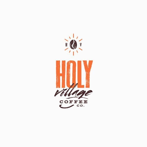 Holy Village Coffee by Yossi Belkin.