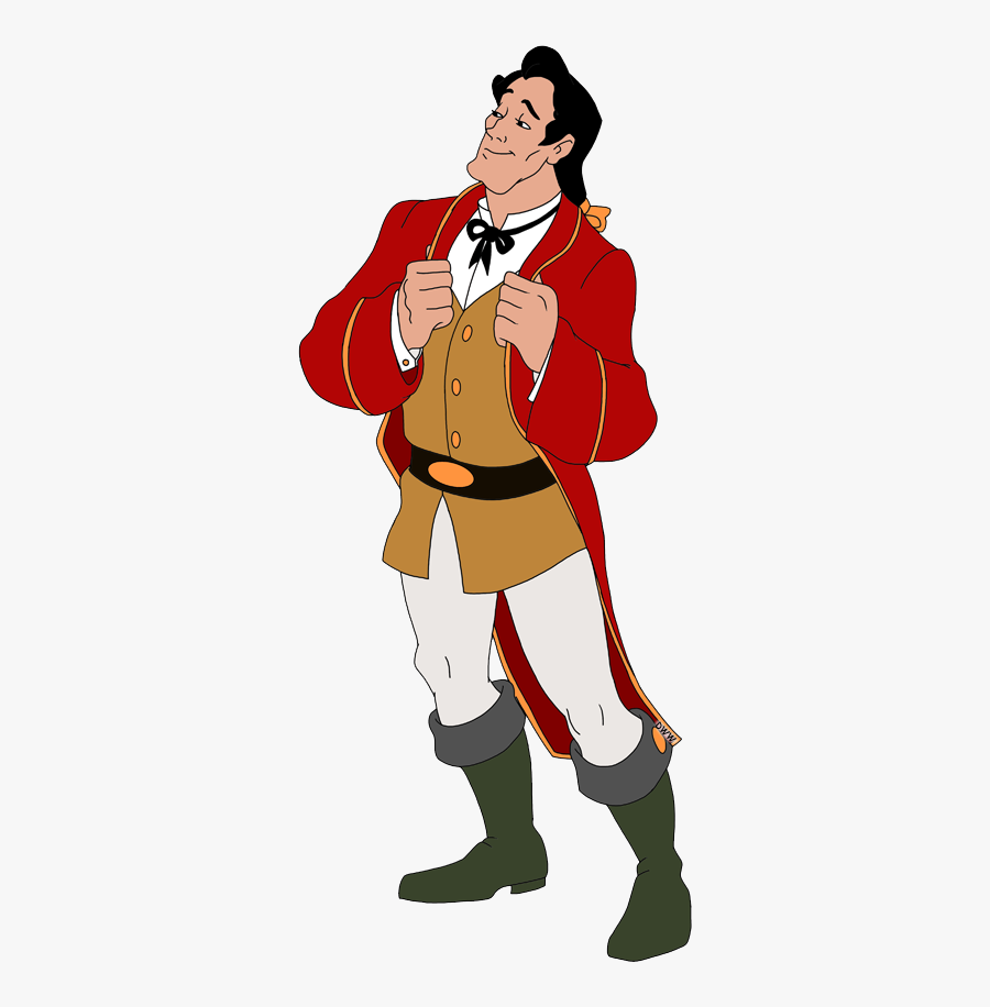 Beauty And The Beast Gaston Clipart , Free Transparent.