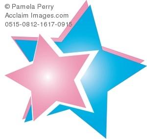 5 Star Service Clipart.