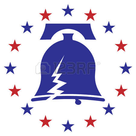 224 Liberty Bell Stock Vector Illustration And Royalty Free.