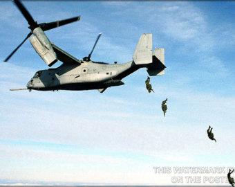 V 22 osprey.