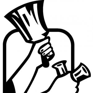 Top Clipart Of Christmas Hand Bell Choir Image.