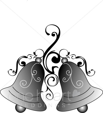 Wedding bells clipart christmas jpg.