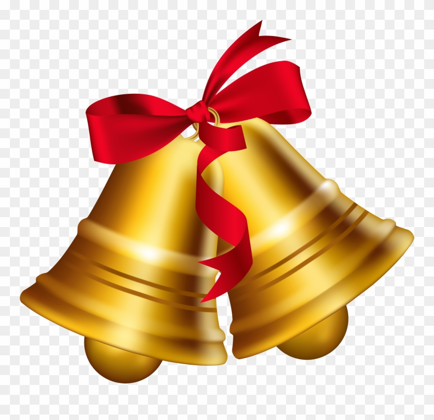 Christmas Bells Clip Art.