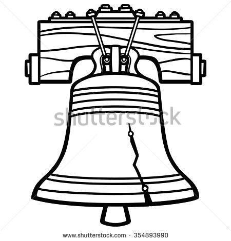 Liberty Bell Stock Photos, Royalty.