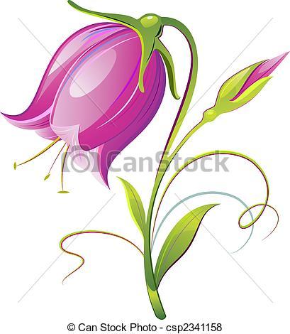 Bell flower Illustrations and Clip Art. 2,527 Bell flower royalty.