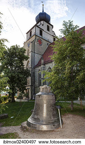 """Picture of """"Bells of the Eifel bell foundry in front of the."""