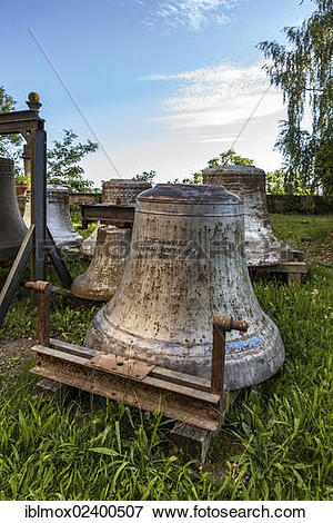 "Picture of ""Bells of the Eifel bell foundry outside the Herrenberg."