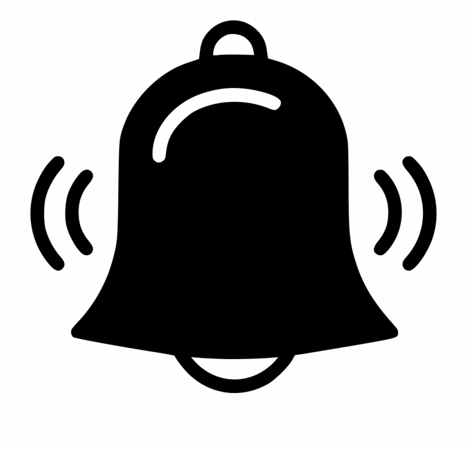 Youtube Bell Icon Svg Png Download Notification Bell.