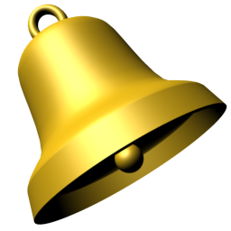 Bell Icon.