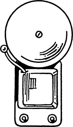 School Bell Clipart.
