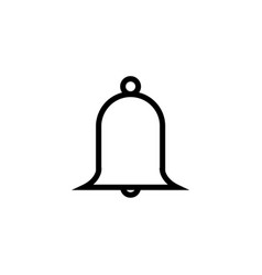 Bell Ringing Clipart Outline Vector Images (19).