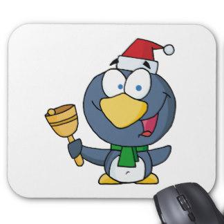 Penguin Clipart Mouse Pads.