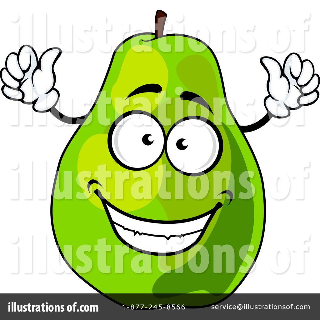Pear Clipart #1246904.