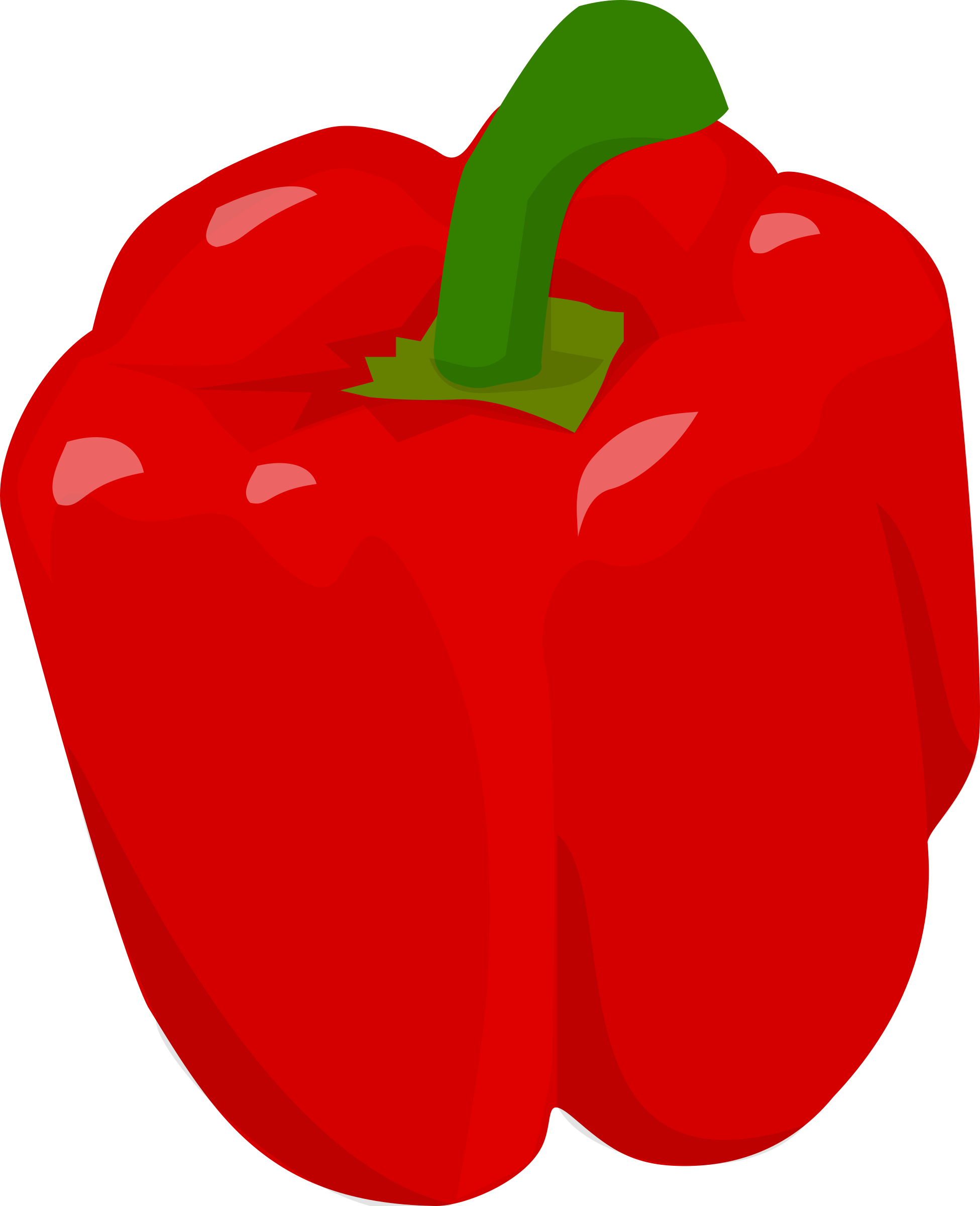 Bell Pepper Clipart.