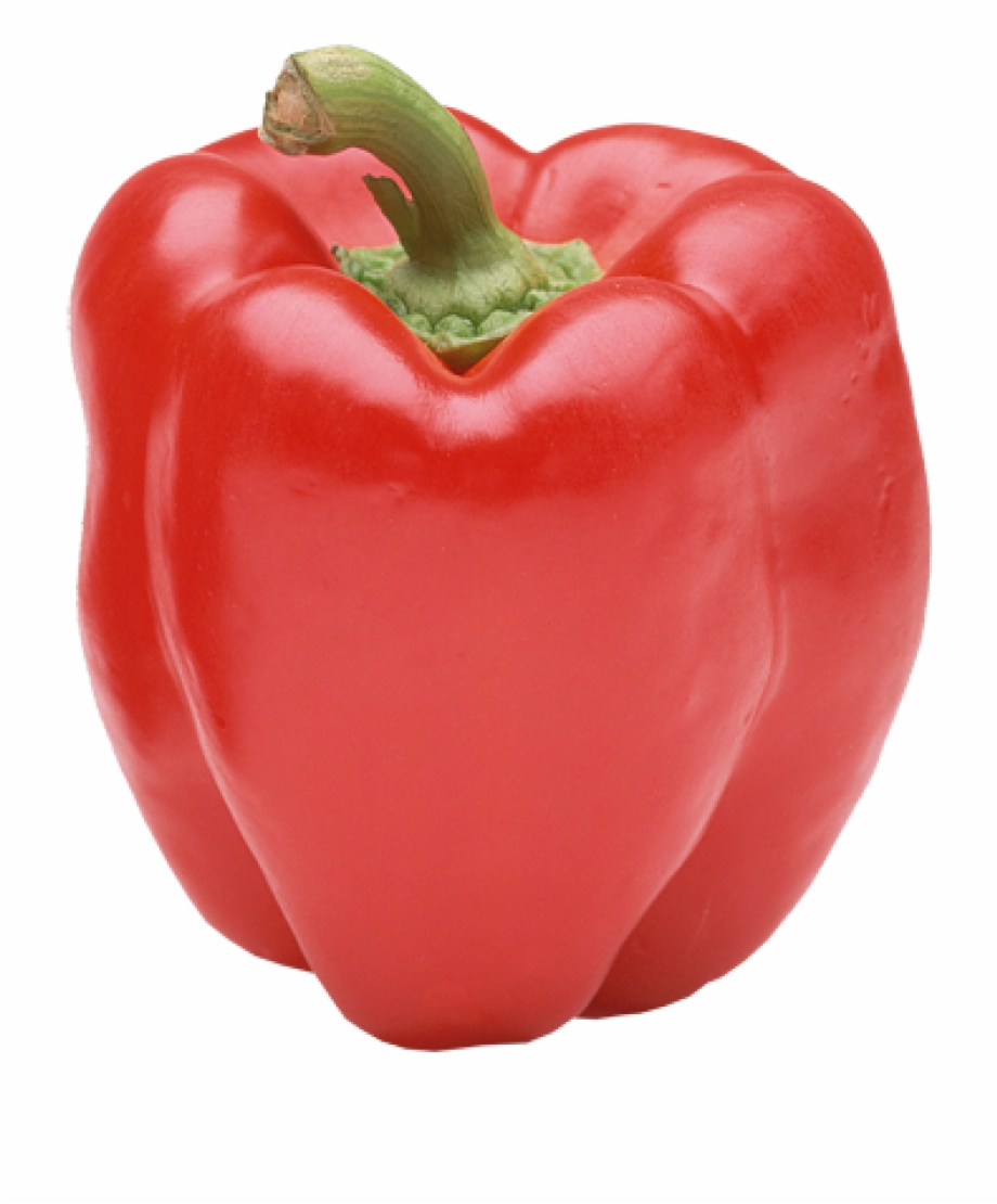 Red Bell Pepper Png.
