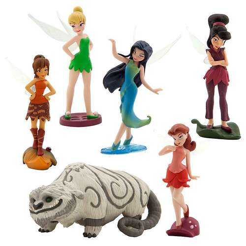 Disney Fairies Tinker Bell and the Legend of the NeverBeast Tinker.