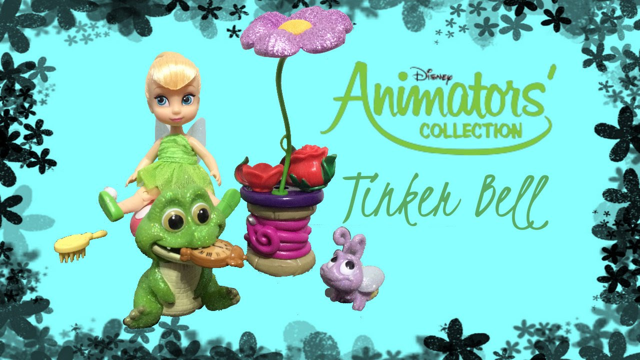 Disney Animators' Collection Tinker Bell Review.