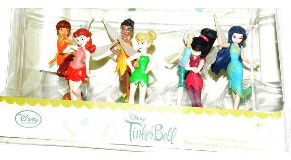 Disney Tinker Bell Figurine Playset.