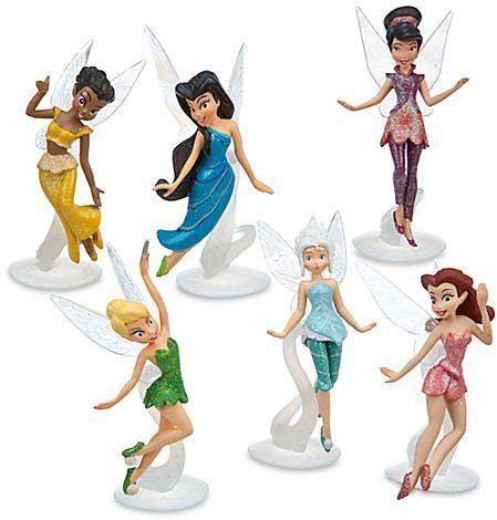 Disney The Secret of the Wings Fairies Figurine Playset [Tinker.