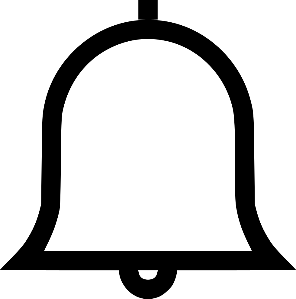 Bell Svg Png Icon Free Download (#516503).