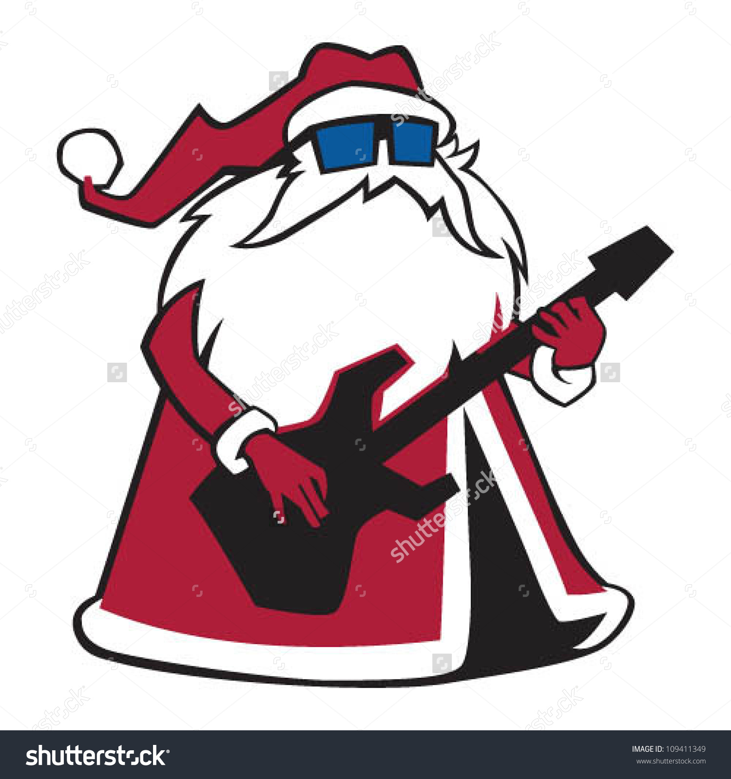 Jingle Bell Rock Stock Vector 109411349 : Shutterstock.