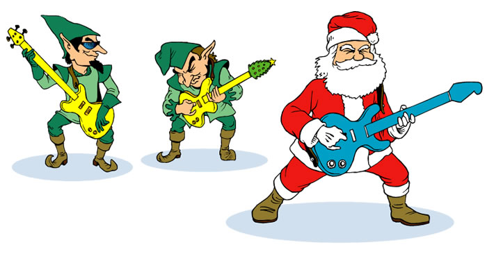 Jingle Bell Rock Chords.