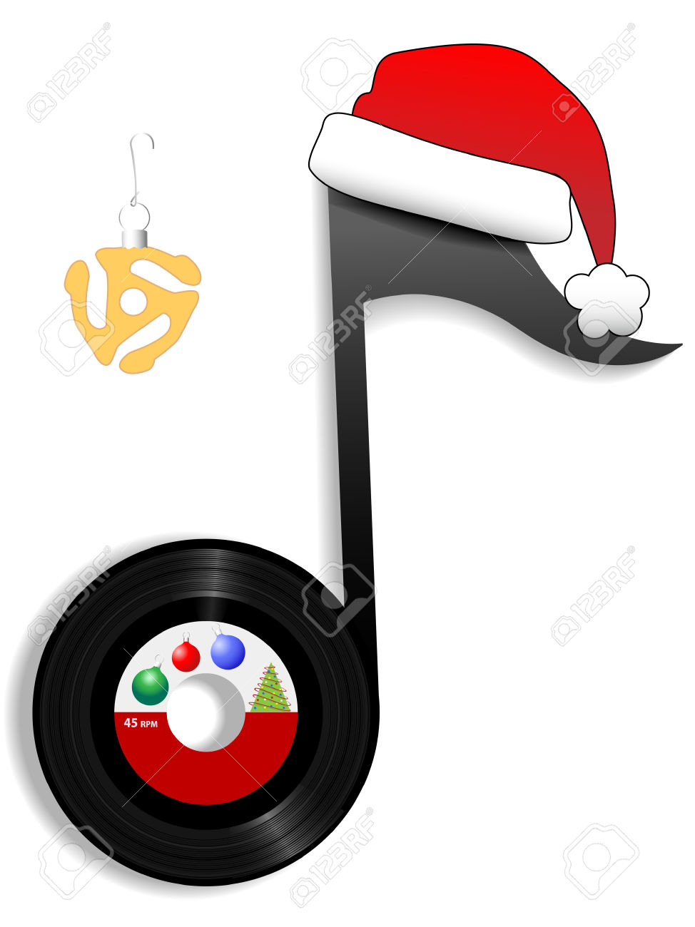 Jingle Bell Rock Clipart 36719.