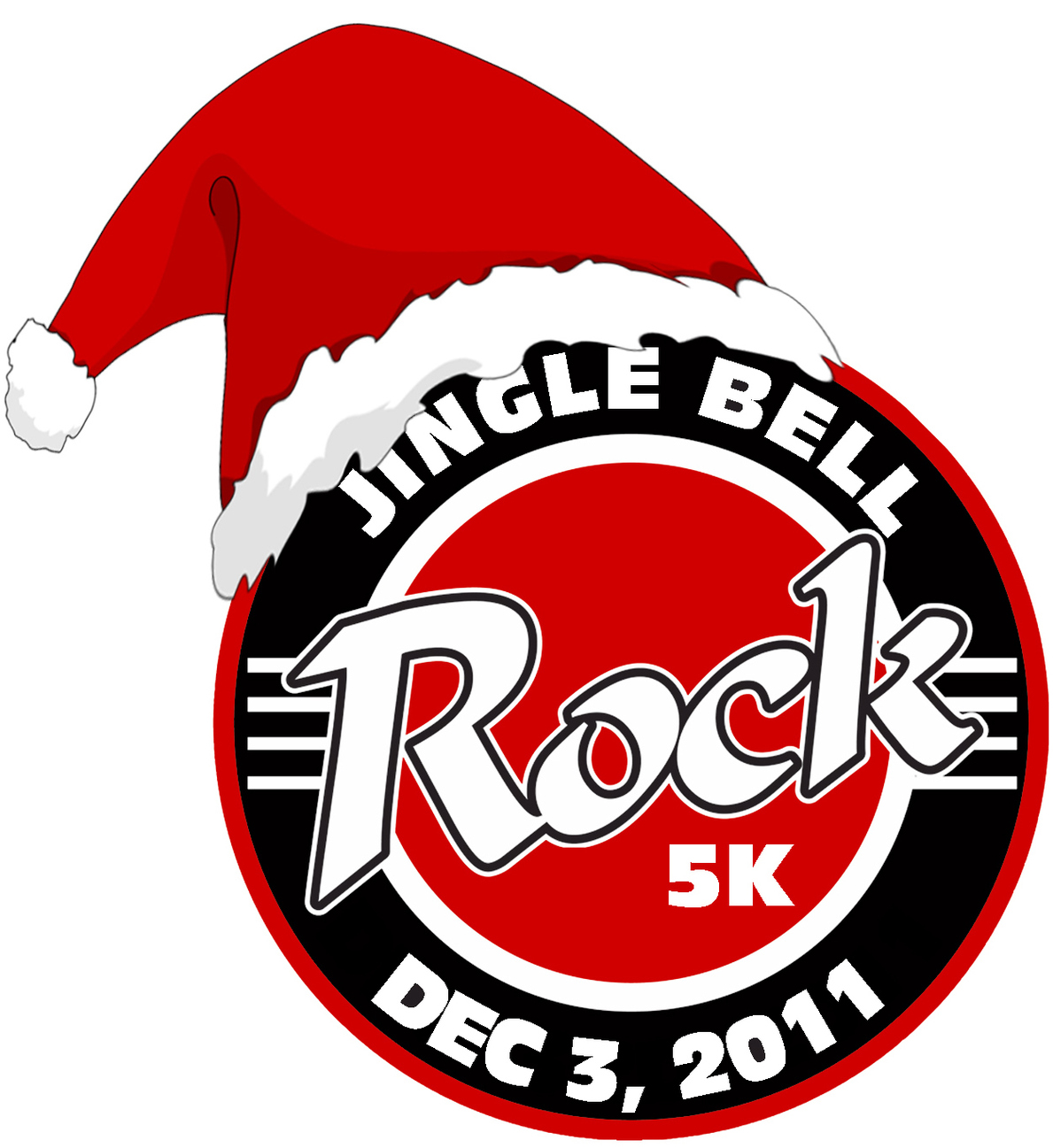 Bartlesville Jingle Bell Rock 5k / Bells For Basal Cells Clipart.