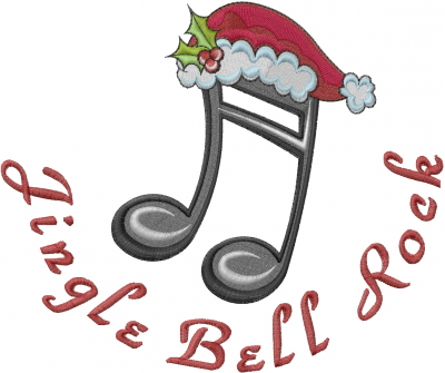 Gallery For > Jingle Bell Rock Clipart.
