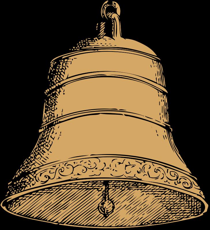 School bell clip art.