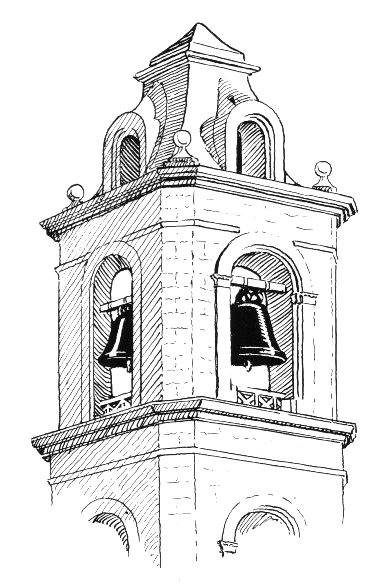 Bell tower.