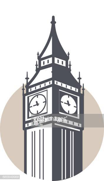 60 Top Clock Tower Stock Illustrations, Clip art, Cartoons, & Icons.