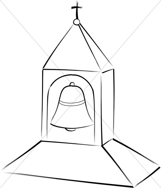 Church Bell Tower.