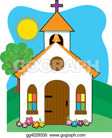 Bell Tower Stock Illustrations.