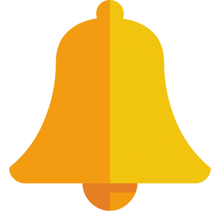 Bell Icon Youtube Png Vector, Clipart, PSD.
