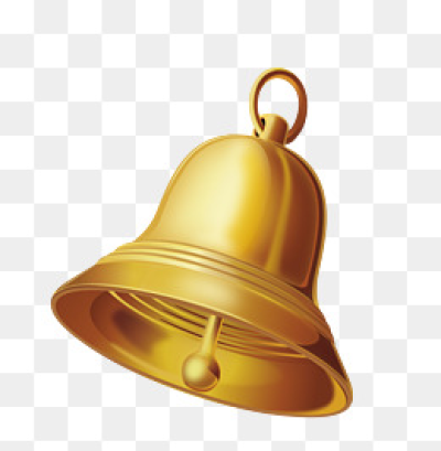 Bell Vector PNG Images.