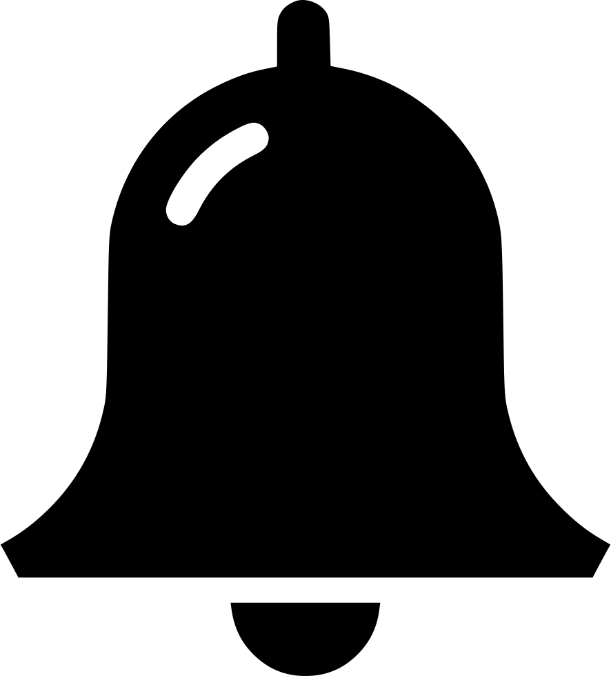 Vector Bell Svg Png Icon Free Download (#495813).