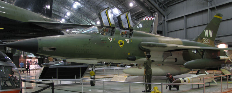 HP Goes to the Air Force Museum (Plane PR0N! 56K will get.